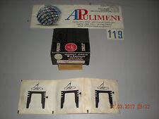 42971 SERIE FASCE PISTONI (RINGS) AUDI 50 LS-GL-GLS- 1093cc  ø 69,50 STD