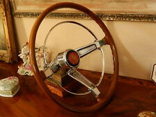 Volkswagen VW Beetle Steering Wheel Vintage 1961  73 PETRI EMPI St. Christopher