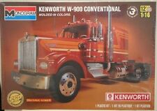 Kenworth Truck Model Building Toys