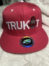 Pink Trukfit Skateboarding Snapback