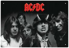 Ac Dc Highway to Hell Tin Sign Nmr Aquarius New 000200999