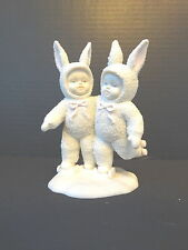 Department 56 Snowbunnies ~ I'Ve Got A Brand New Pair Of Rollerskates ~ Mib