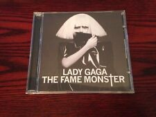 The Fame Monster - Lady Gaga  -CD -2009  - CANADA
