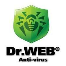 Dr. Web Antivirus 1 PC 1 Years (Global Key Code) 2020