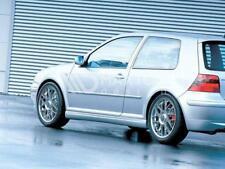 BODY KIT  MINIGONNE DIFFUSORI SOTTO PORTA VW GOLF IV MK4 25TH ANNIVERSARY LOOK