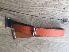 Leather apple watch strap 42mm