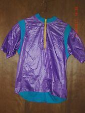 Tearaway windbreaker cycling jersey - small