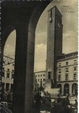CARTOLINA VIAGGIATA (1952) _ VARESE - SCORCIO DI PIAZZA MONTEGRAPPA_ED. G. GATTI