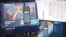 Ericsson GA 628 - Schwarz (Ohne Simlock) Handy