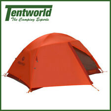 Marmot 2 Person Hiking Tent Catalyst Rusted Orange / Cinder