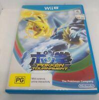 Pokken Tournament - Nintendo Wii U PAL Game