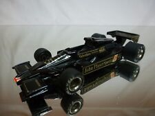 EIDAI GRIP LOTUS 78 1977 1978 - JPS - ANDRETTI F1 BLACK 1:43 - GOOD CONDITION