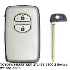 TOYOTA SMART KEY 271451-5300 2 Button 271451-5300