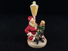 Sebastian Miniature Sml-123D Santa Claus - Hudson 6222 Signed