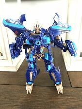Transformers AOE Age Of Extinction Voyager Class Drift Helicopter Chopper Blue