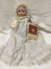 "Vintage Dynasty Doll Collection-""Dawn""- Porcelain"