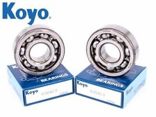 Yamaha DT 100 1974 - 1976 Genuine Koyo Mains Crank Bearing Kit