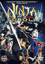 Ninja Scroll (Blu-ray and DVD Combo,2012,2-Disc Set),NEW&SEALED,FAST UK DISPATCH