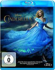 Blu-ray Walt Disney CINDERELLA # Lily James, Cate Blanchett ++NEU