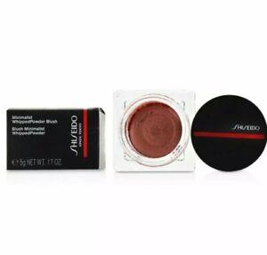 Shiseido Minimalist WhippedPowder Blush - # 07 Setsuko (Rose) 5g/0.17oz NIB