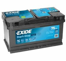 EXIDE Starter Battery Start-Stop EFB EL752