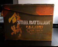 Steel Battalion * Xbox (PAL) * Original Edition * komplett / complete Boxset NEU