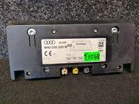 8H0035225B Original Audi A4 S4 B6 Cabriolet Antennenverstärker links