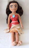Disney Moana Plush Doll 20 Inches Tall Disney Store