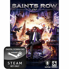 Saints Row IV 4 PC STEAM KEY