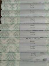 Laura Ashley Florin Duck Egg Wallpaper Same Batch Several Available