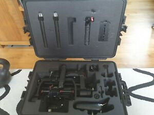 DJI Ronin M Kit With b&w type 6700 Hard Case and brand new battery Used