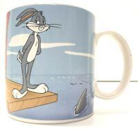 Vintage 1988 Applause Warner Bros Looney Tunes Mug Bugs Bunny Yosemite Sam NEW