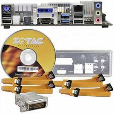 ZOTAC 880G-ITX 880GITX-A-E Socket AM3 Mini-ITX USB 3.0 HDMI Motherboard
