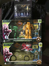 Alien Queen, Super Power Cargador & avanzada armadura personal vehículo portador Aliens Conjuntos De Colección