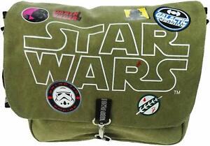 Licensed Star Wars Despatch Messenger Bag, 36 cm, Khaki