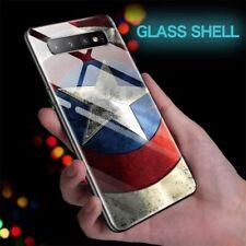 Marvel Avengers Tempered Glass Case Samsung Galaxy S20 Ultra 5G S20+ S10e N10+