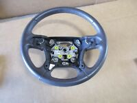2015 CHEVY TAHOE YUKON LEATHER WRAPPED STEERING WHEEL HEATED LTZ