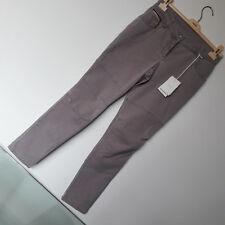 Pantalone GUNEX (Brunello Cucinelli) tg. 48 color glicine polveroso cotone NUOVO