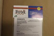 Digitrax - DNWHPS   N SCALE WIRE HARNESS TO DCC MEDIUM PLUG SHORT (1.2WI)- NIB