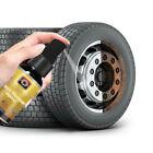 1* Car Parts Rust Cleaner Spray Wheel Hub Derusting Spray Remover Accessory