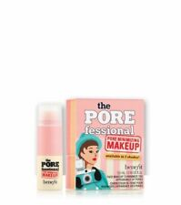 NIB BENEFIT the POREfessional Pore Minimizing Makeup Deluxe Sample - 03