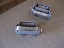 Numero 2 Walther toccava elettrica industriale 701410 Alloggiamento Base di montaggio esterno