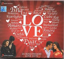 LOVE (24 BOLLYWOOD LOVE HITS) - BRAND NEW 2 CDs