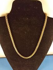 Gold Necklace 20 inch Chain 3
