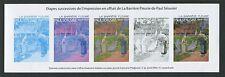 FRANCE EPREUVE DE LUXE COULEUR LUXUSBLOCK MALEREI PAINTING PAUL SERUSIER z1202