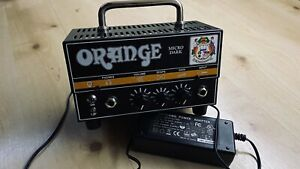 Orange Micro Dark Terror ampli à lampe