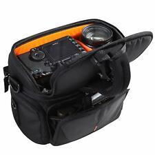 Vanguard Up-rise 18 Zoom Expandable Camera Bag Weatherproof Rain Cover (Black)