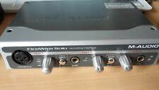 M-AUDIO FireWire Solo audio Interface