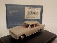 Ford Zephyr, - Grey, Oxford Diecast 1/76 New Dublo, Railway Scale