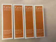 x4 KATE SOMERVILLE ExfoliKate Intensive Exfoliating Treatment TRAVEL 0.25oz BNIB